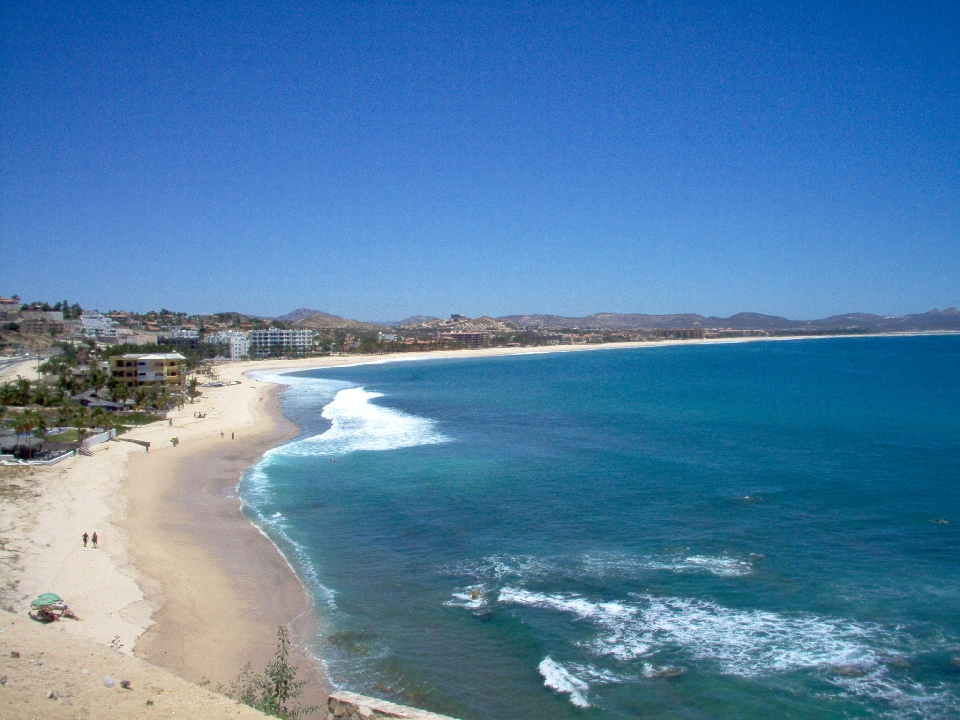 Playa Costa Azul Los Cabos Mexico