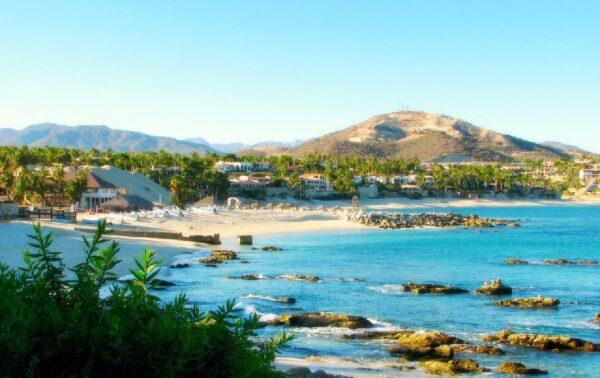 Playa Palmilla Beach Los Cabos Mexico