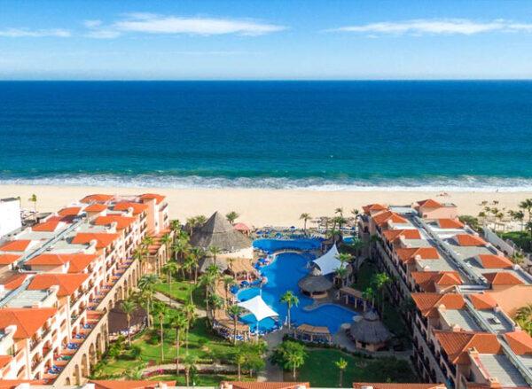 Royal Solaris Los Cabos Beach Swimmable