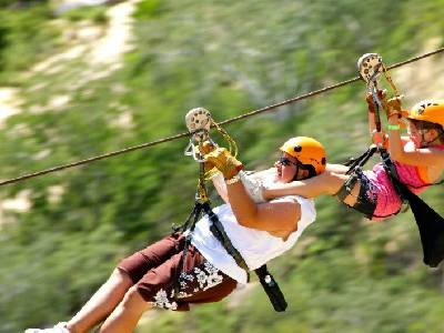 Cabo San Lucas Zip Line and Canopy tours
