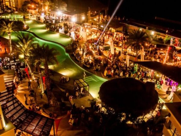 Casa Dorada at Medano Beach Party