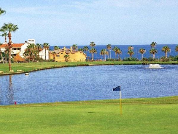 Grand Mayan Los Cabos Golf courses