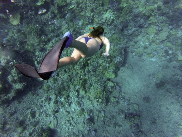 Lovers Beach Snorkeling