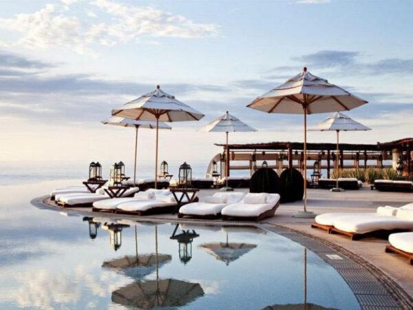 Ultra luxury Cabo Resort Location