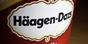 Haagen Dazs Coffee Shop