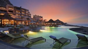 Melia Cabo Real All Inclusive Beach and Golf Resort