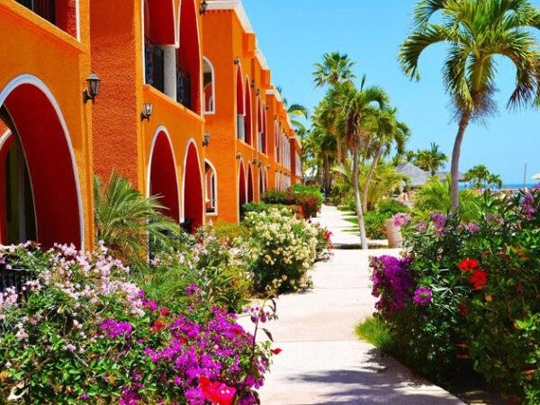 Hotel Palmas de Cortez Los Barriles