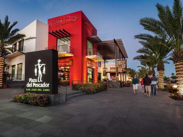 Shopping Malls in Los Cabos Mexico
