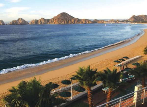 Cabo San Lucas Medano Beach, the hottest spot in Baja