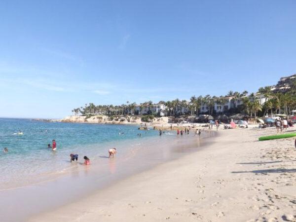 Playa Palmilla Beach San Jose Del Cabo Attraction
